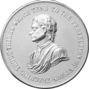 The Newton Medal