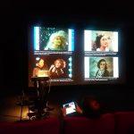 Noemi Daugaard, University of Zurich discussing colour film technology at the Twentieth Century Fox Film Corporation
